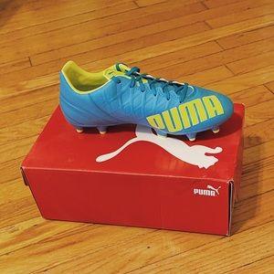 NIB Puma Soccer Cleats